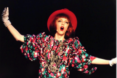 Me at 16,  as Mary Sunshine in Chicago lol