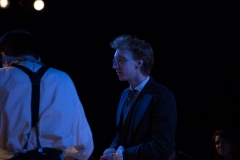 The Winter's Tale (Camillo)  - Stella Adler, Directed by Dan Hasse