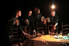 Food For The Gods - La Mama Experimental Theater Club (Puppet Series), Written + Directed by Nehprii Amenii
